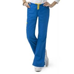 Women's Romeo 6 Pocket Flare Leg Scrubs