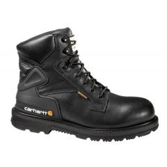 "Carhartt Men's 6"" Waterproof Work Boot - Steel Toe"