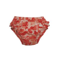 Infant Girls' Washed Ripstop Diaper Cover