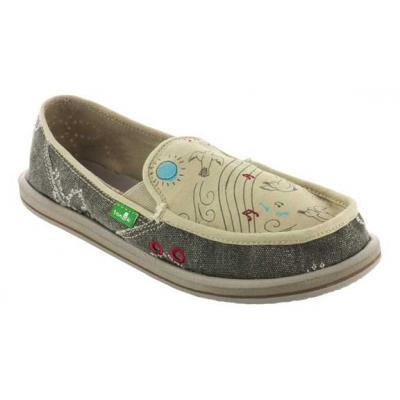 Sanuk Women's Scribble