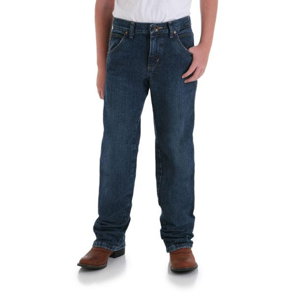 Wrangler Boys' Retro Straight 8-16