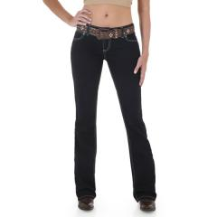 Women's Booty Up Low Rise Jean - Jackson Jewels