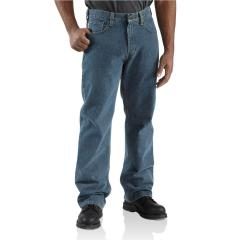 Men's Loose-Fit Straight Leg Jean
