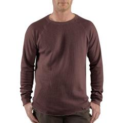 Men's Lightweight Thermal Knit Crewneck