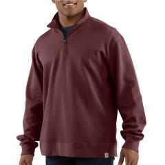 Men's Sweater Knit Quarter-Zip