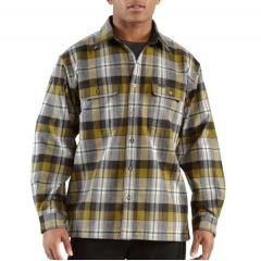 Men's Cold Weather Flannel Shirt Closeout Pricing