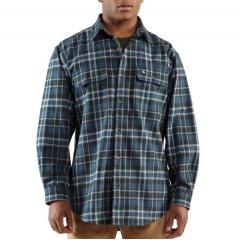 Men's Hubbard Heavyweight Plaid Shirt Closeout Pricing
