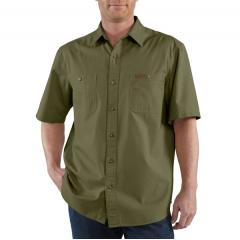 Carhartt Men's Trade Short-Sleeve Shirt