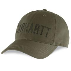 Weathered Logo Cap