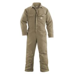 Men's Flame-Resistant Work Coverall - Discontinued Pricing