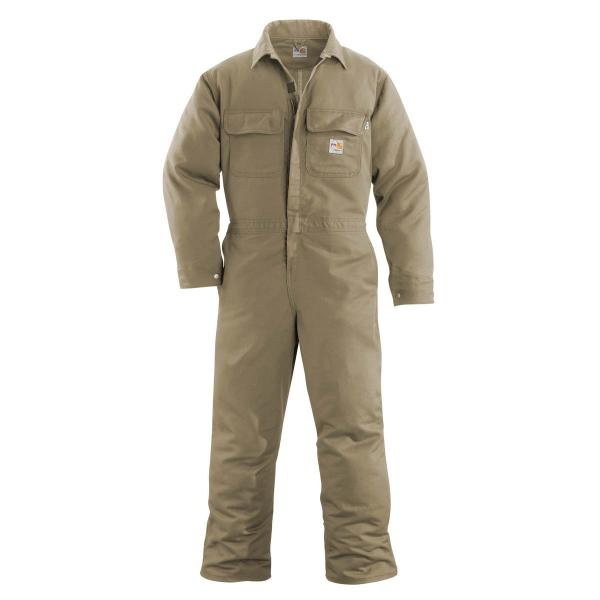 Carhartt Men's Flame-Resistant Work Coverall - Discontinued Pricing