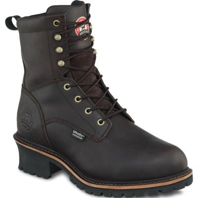 Irish Setter Men's Logger Waterproof