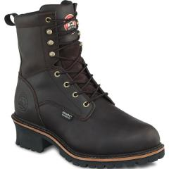Men's Logger Waterproof Steel Toe