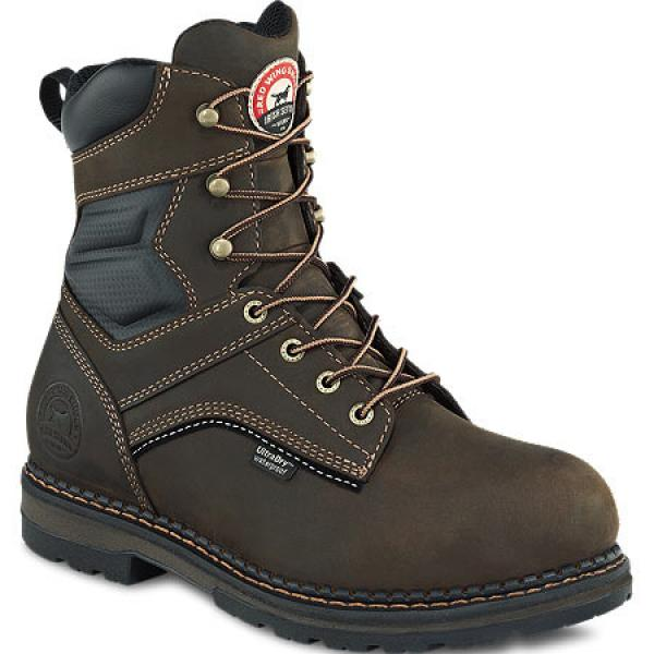 "Irish Setter Men's 8"" Aluminum Toe"