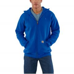 Midweight Hooded Zip-Front Sweatshirt - Discontinued Pricing