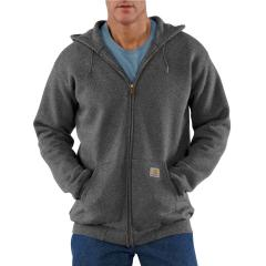 Carhartt Men's Midweight Hooded Zip-Front Sweatshirt - Past Season