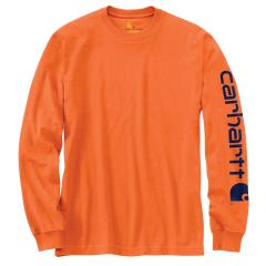Signature Sleeve Graphic Long-Sleeve T-Shirt - Discontinued Pricing
