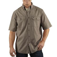 Fort Solid Short-Sleeve Shirt - Discontinued Pricing