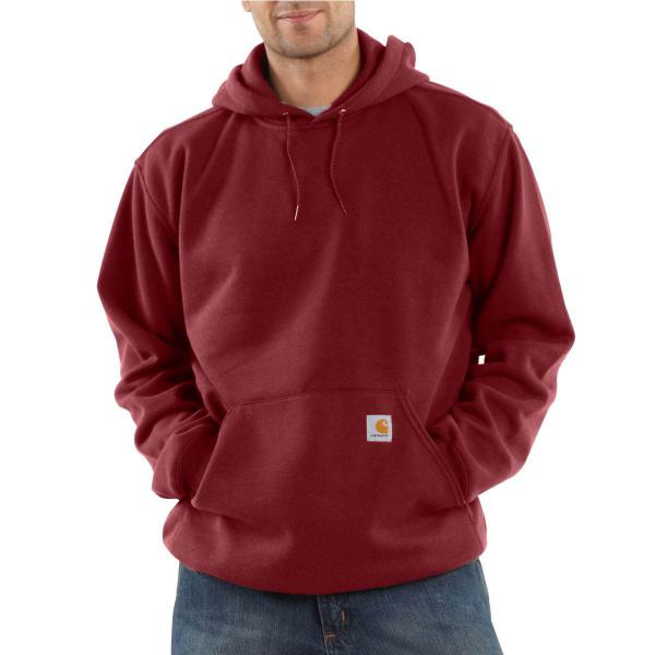 Carhartt Midweight Hooded Sweatshirt - Discontinued Pricing
