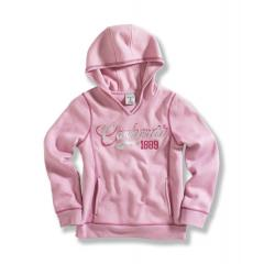 Girls' Cozy Hooded Sweatshirt