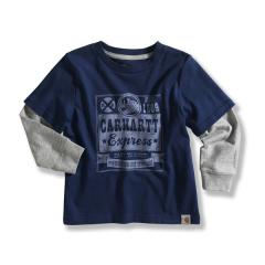 Toddler Boys' Layered T-Shirt