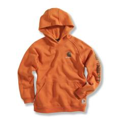 Boys' Graphic Fleece Hooded Sweatshirt