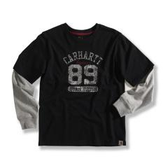 Boys' Layered T-Shirt