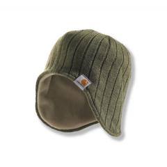 Boys' Marled Yarn Ear Flap Hat