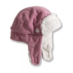 Infant and Toddler Girls' Trapper Hat - Sherpa Lined