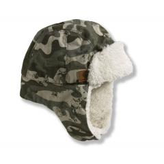 Infant and Toddler Boys' Camo Bubba Hat - Sherpa Lined