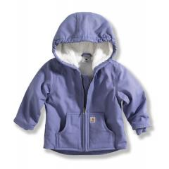 Infant and Toddler Girls' Redwood Jacket - Sherpa Lined Duck