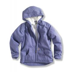 Girls' Redwood Jacket - Sherpa Lined Duck