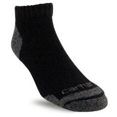Cotton Low Cut Work Sock - 3-Pack