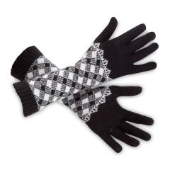 Women's Check Glove