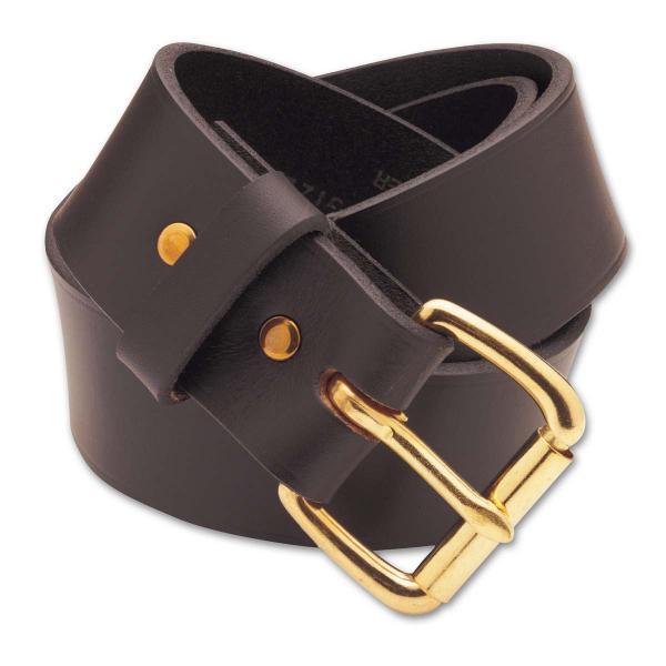 filson 1 1 2 inch leather belt