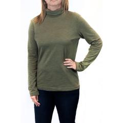 Women's Slub Turtleneck