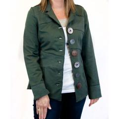 Women's Merritt Patchwork Jacket