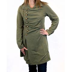 Women's Milton Military Car Coat