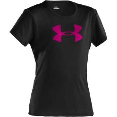 Girls' Big Logo Tech T-Shirt