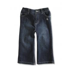 Washed 5-Pocket Denim Jean