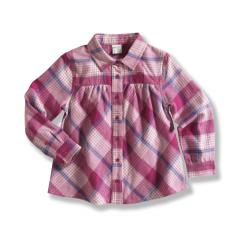 Cozy Flannel Plaid Shirt