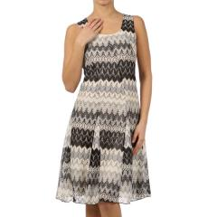 Women's Multi Tone Lace Dress