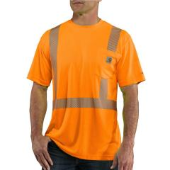 Men's Force High-Visibility Short Sleeve Class 2 T-Shirt