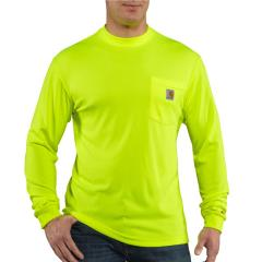 Carhartt Men's Force Color Enhanced Long Sleeve Tee
