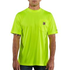 Carhartt Men's Force Color Enhanced Short Sleeve Tee