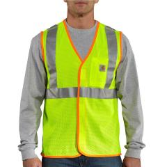 Carhartt Men's High-Visibility Class 2 Vest