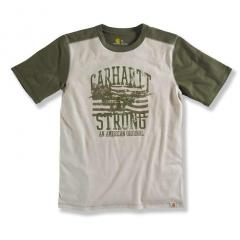 Boys' Carhartt Strong Tee
