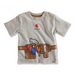 Infant and Toddler Boys' Tool Belt Tee