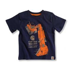 Infant and Toddler Boys' Can U Dig It Tee