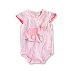 Infant Girls' Tickled Pink Bodyshirt